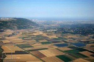 Kawasan Armageddon - Magiddon - Pegunungan Samaria - Israel